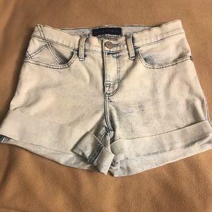 Rock & Republic Acid Wash Jean Shorts Sz. 6